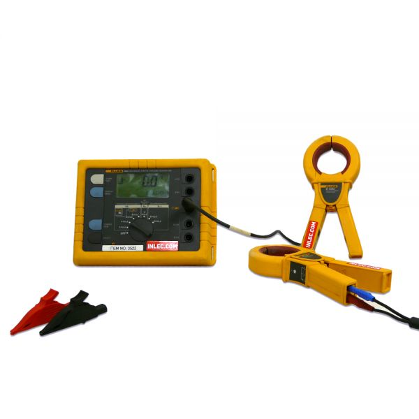 Fluke 1625 GEO Earth Resistance Tester With Stakeless
