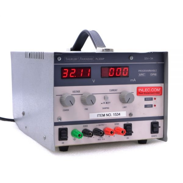 Thurlby Thandar Instruments PL330P Power Supply