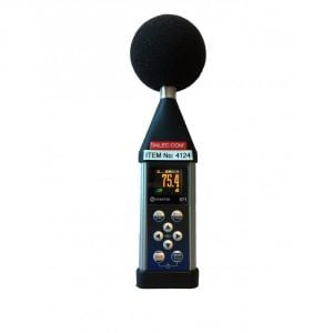 Svantek 971 Class 1 Sound Level Meter & Analyser