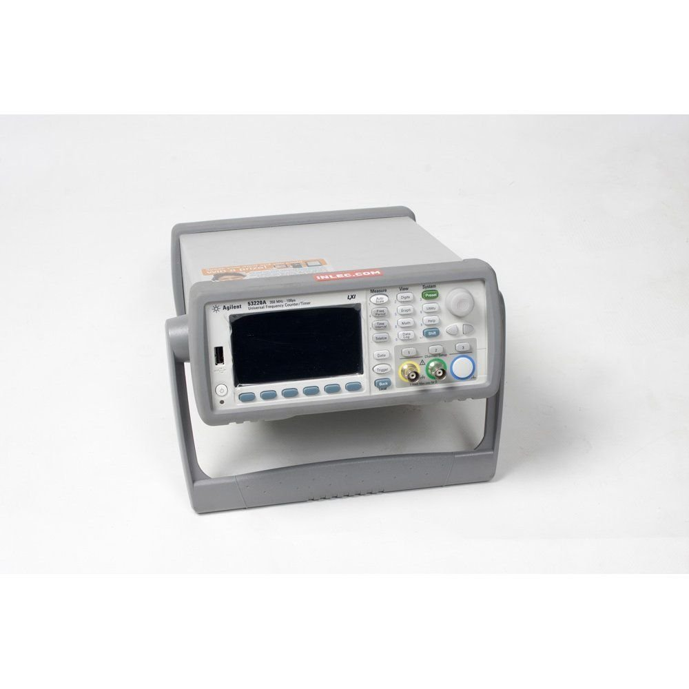 Agilent Frequency Counter : Agilent technologies a mhz frequency counter