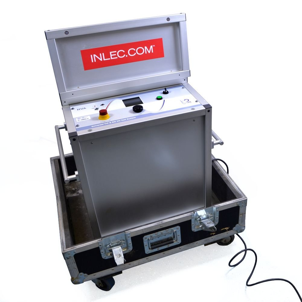 High Voltage Tools : B high voltage hva vlf test set hire inlec
