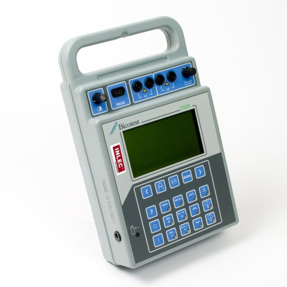 Cable Fault Locator : Bicotest t cable fault locator hire inlec