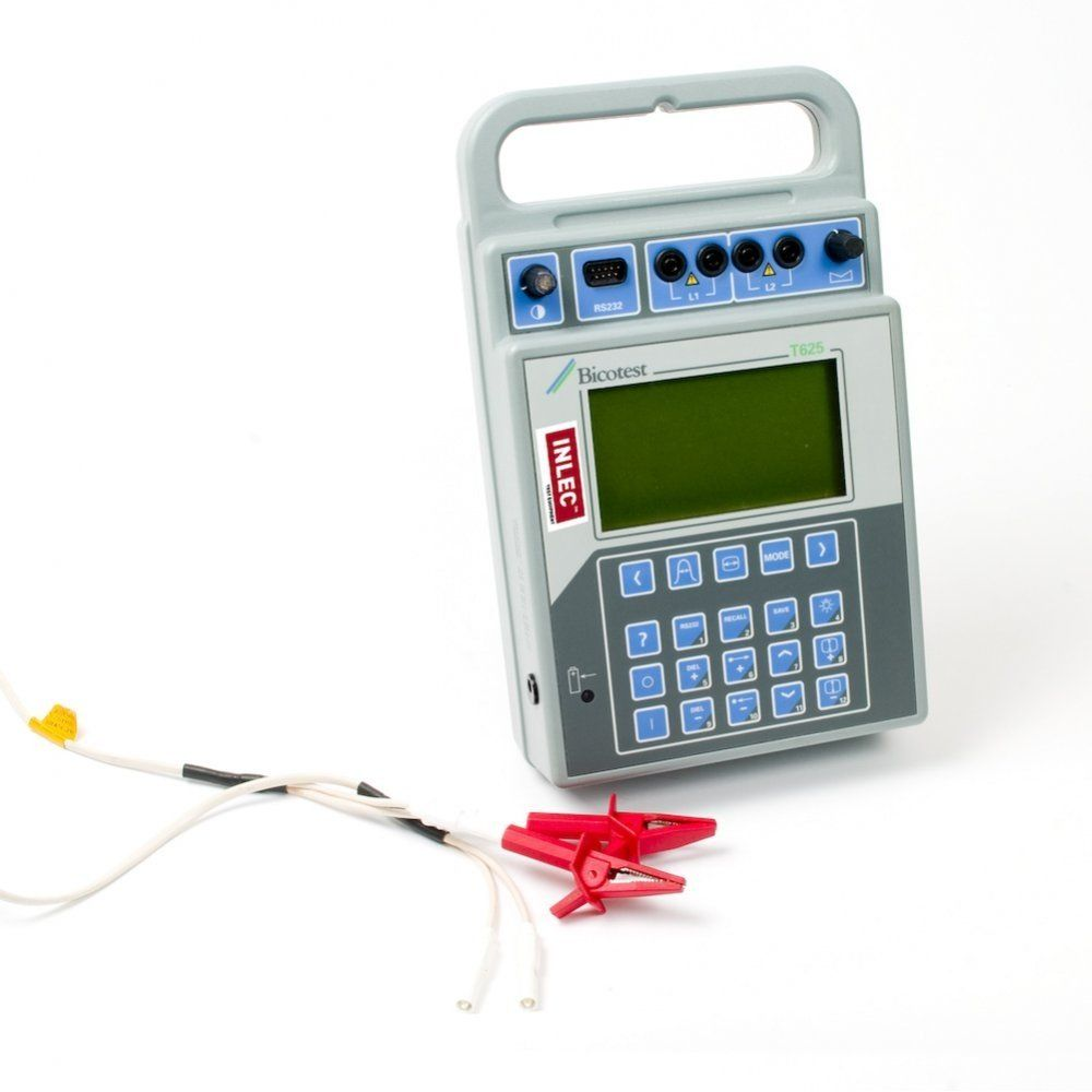 Bicotest T625 Cable Fault Locator Hire Inlec
