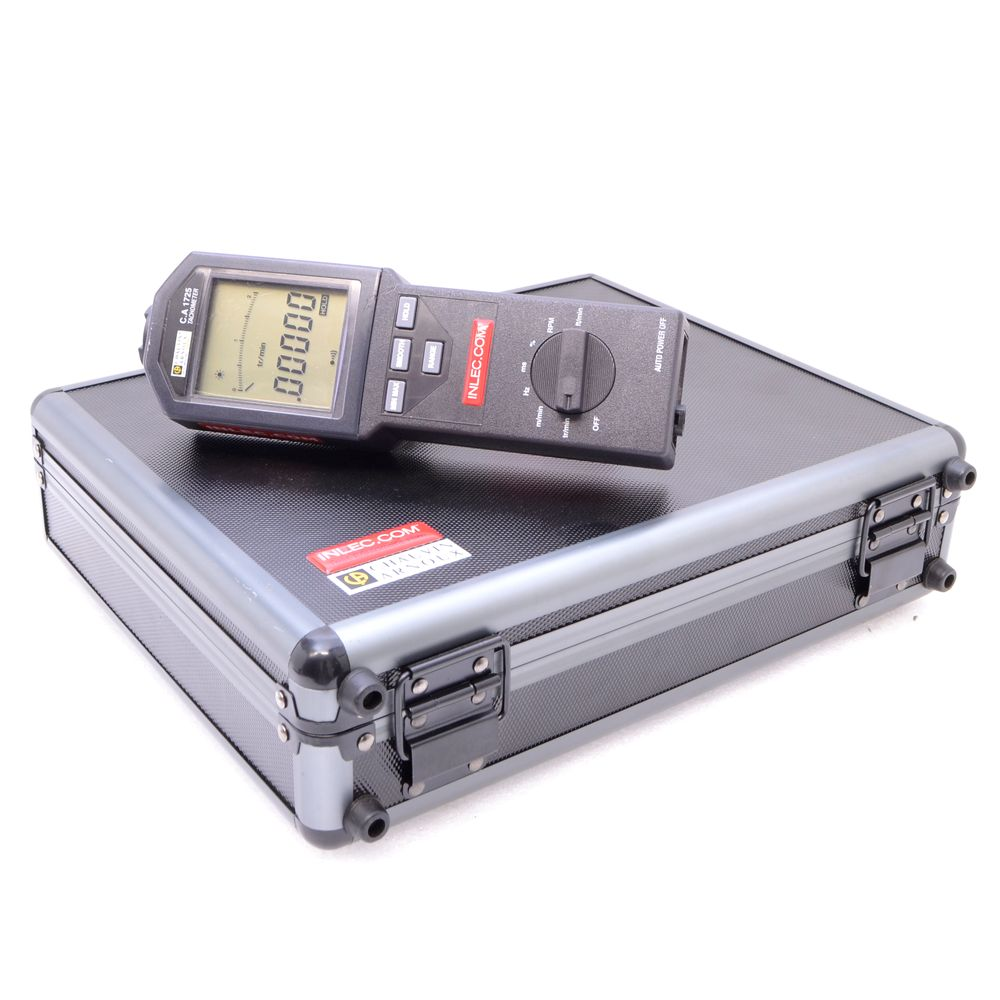 Tachometer, Stroboscope Hire with Next Day Delivery | Hire | Inlec