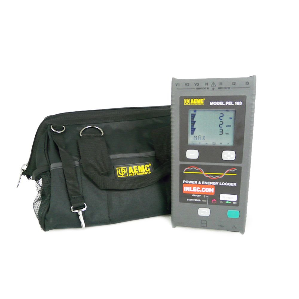 Chauvin Arnoux Pel 103 Power And Energy Logger Hire Inlec
