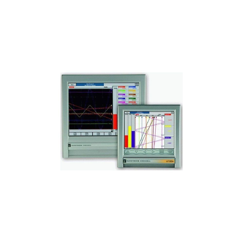 4 20ma Digital Chart Recorder : Chessel eurotherm a paperless chart recorder hire