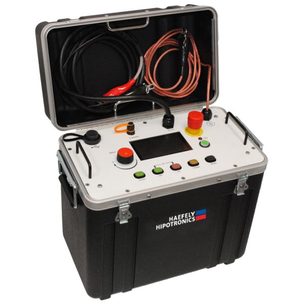 Haefely Hipotronics X Wave Primary Cable Fault Locator Powerful, advanced  cable fault locating tool