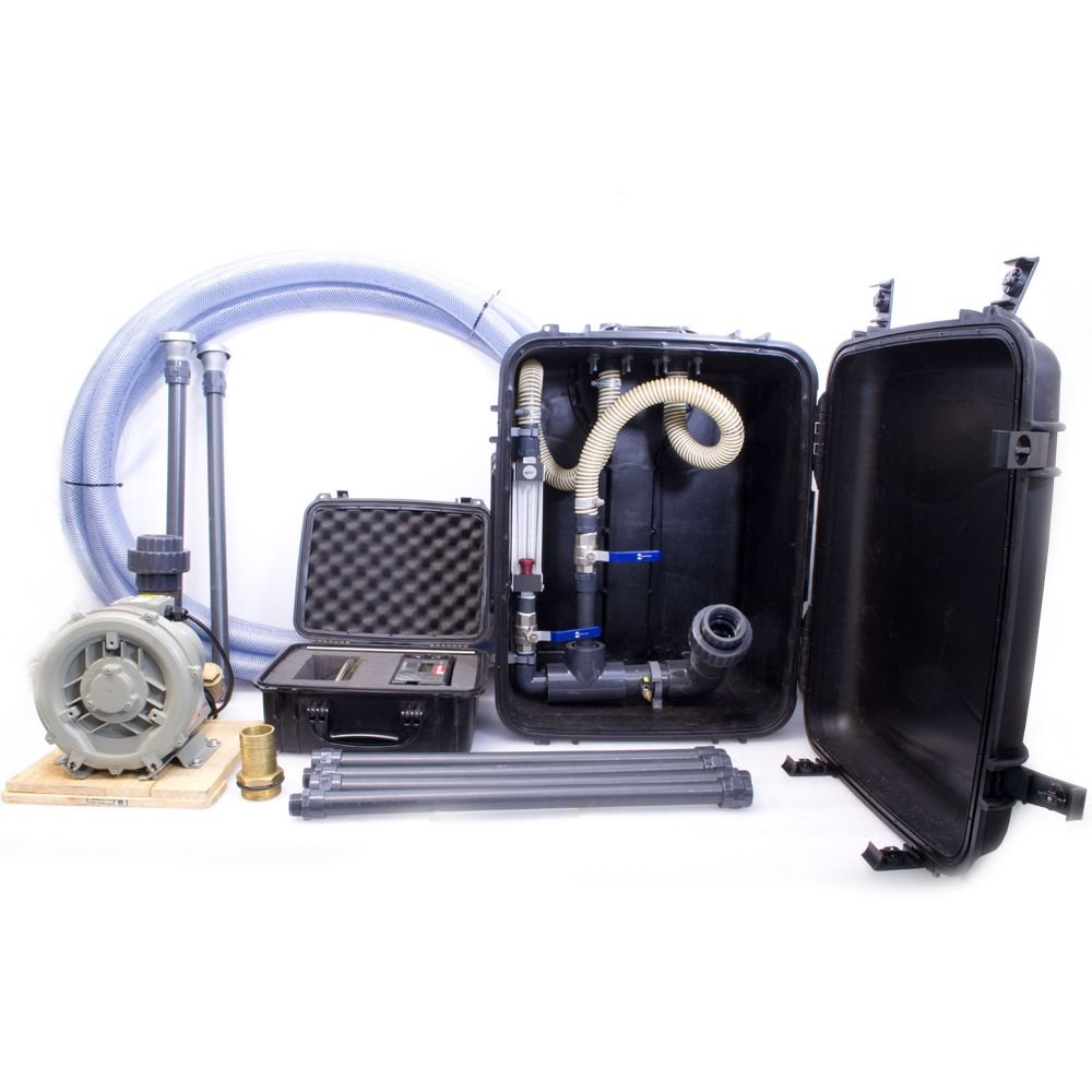 Airtec Rt 0400 Amp Gas Purging Kit For 150mm Pipes Hire
