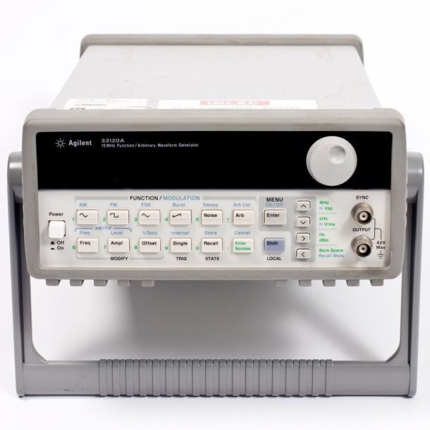 Agilent Technologies HP 33120A Function/Arbitrary Waveform Generator