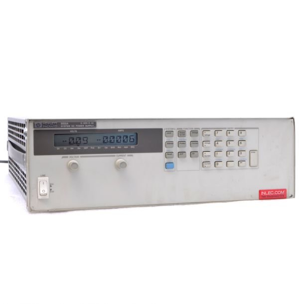 Agilent Technologies HP 6655A Power Supply