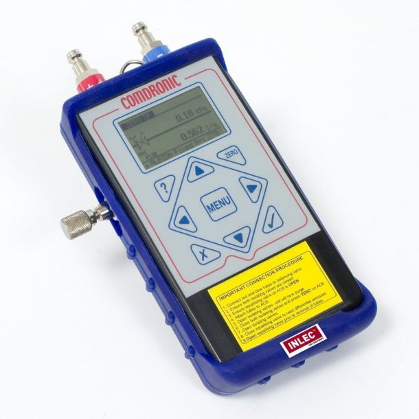 Comdronic AC6 Digital Manometer