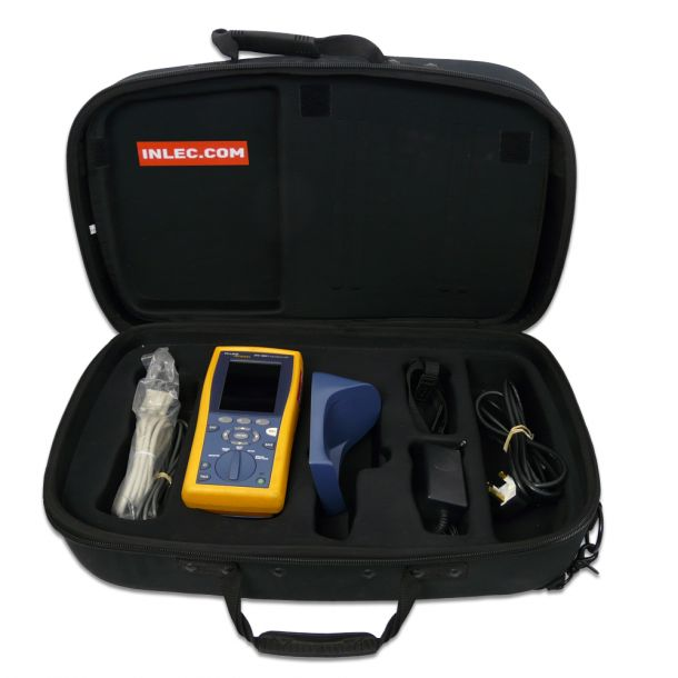 Fluke DTX-1800 Cable Network Analyser Base Unit & Compact OTDR