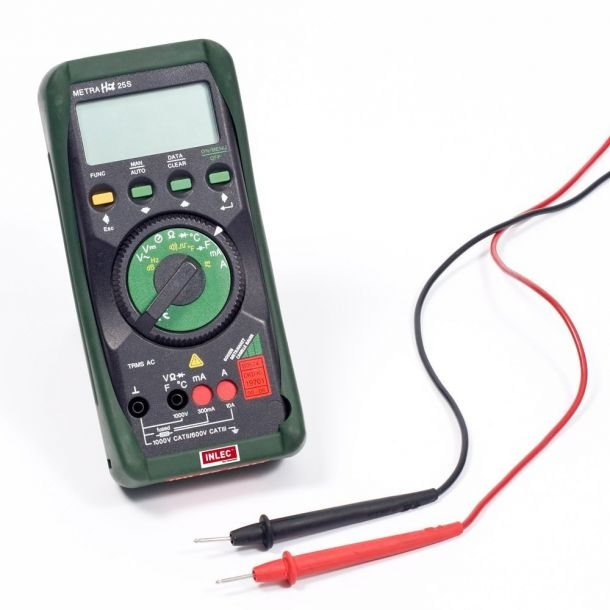 GMC Instruments Metrahit 25S Analogue-Digital Multimeter