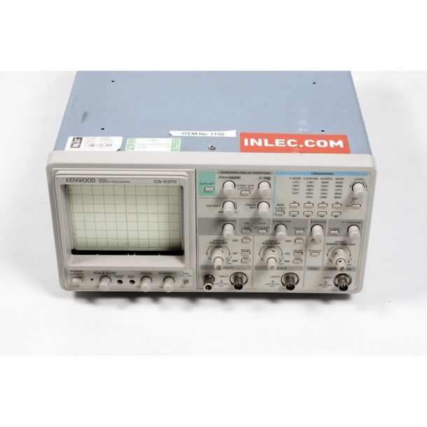 Kenwood CS 5370 Oscilloscope