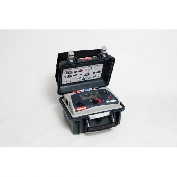 how to use a megger insulation tester