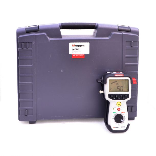 Megger Mom 2 - 240A Handheld Micro-ohmmeter