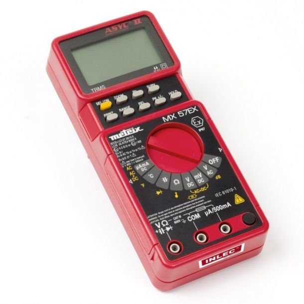 Metrix MX 57Ex Intrinsically Safe Digital Multimeter