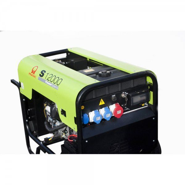 Pramac S12000 Power Systems Generator