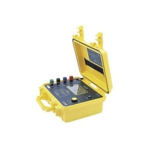 Chauvin Arnoux CA 6462 Earth and Resistivity Tester