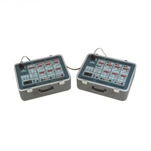 EuroSMC PTE-300-V Three Phase Relay Test Set Voltage/Current with PTE-50-CET