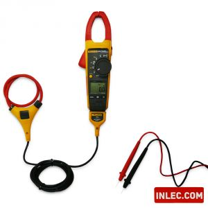 Fluke 376 True-rms AC DC Clamp Meter with iFlex