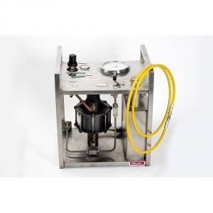 Hydratron AZ 2-27 Air Driven 200 Bar Pump