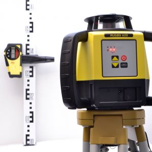 Leica Rugby 620 Rotating Laser Level