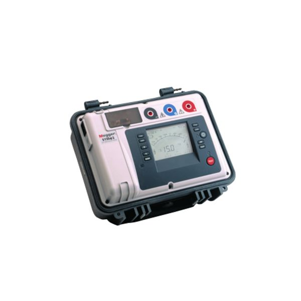 Megger S1-5442 5kv Insulation Tester Test high voltage electrical  equipment,features back-lit LCD display