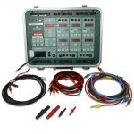 EuroSMC PTE-50-CET Three Phase Relay Test Set Current/Voltage
