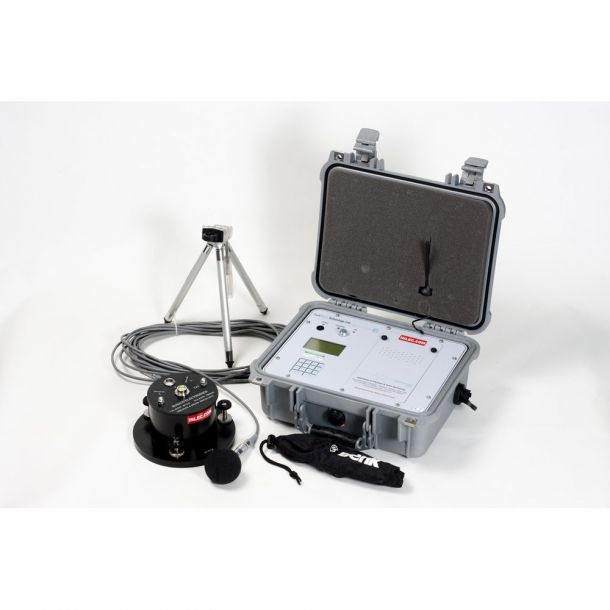 SureWave Technology Ltd Vibrosound Analyser CM3
