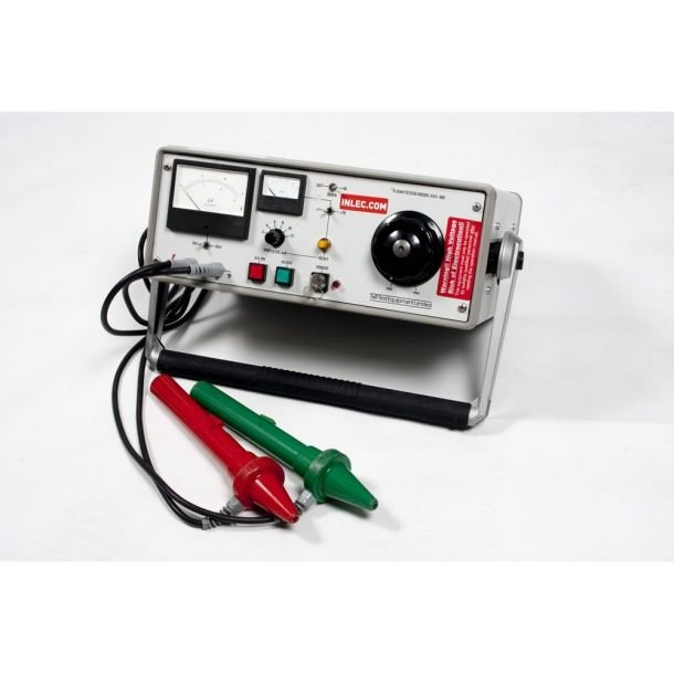 T and R Test Equipment KV 5-100 HV Test Set