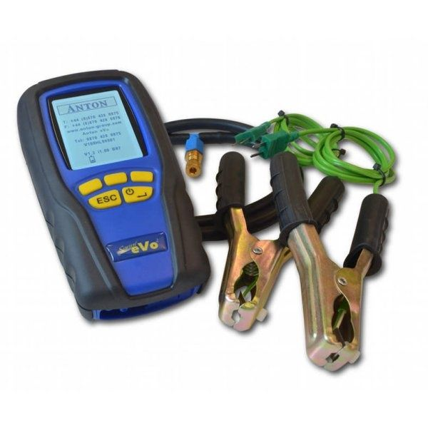 Telegan Anton Sprint Evo 2 Multifunction Flue Gas Analyser