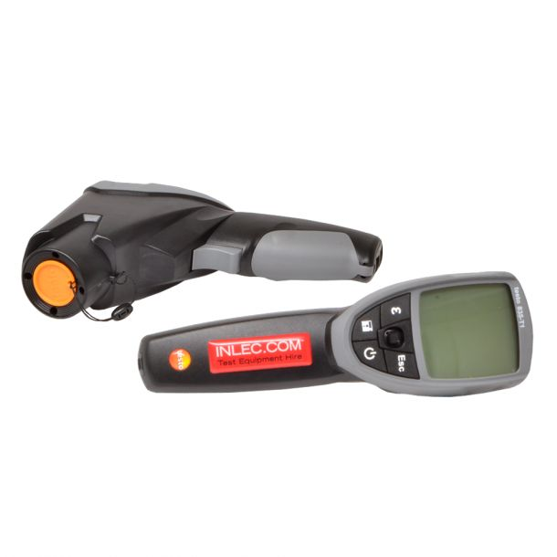 Testo 835-T1 Laser/Infrared Thermometer