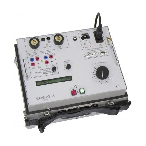 T and R Test Equipment 750ADM PCITS Current Injection Test Set