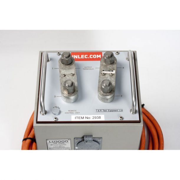 T and R Test Equipment LU3000A Loading Unit