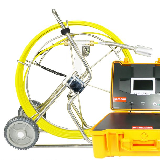 TV Cam 60 metre Inspection Camera, Pipe, Drain Camera