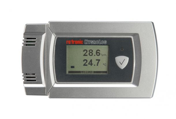 Rotronic HL-20D HygroLog Temperature & Humidity Logger (PRICE IS PER PAIR)