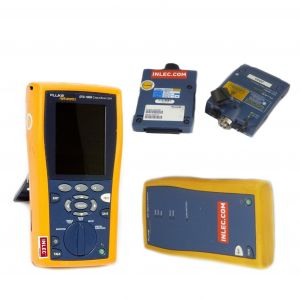 Fluke DTX-1800, DTX-MFM2 & Calibration Leads