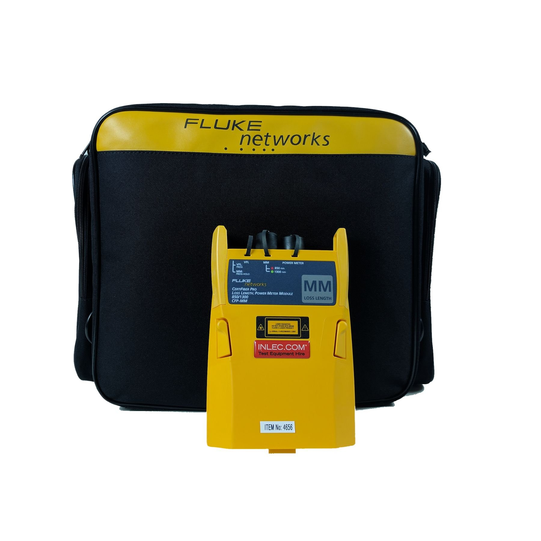 Fluke DSX 8000 CAT8 Cable Analyzer with Multimode Modules ...