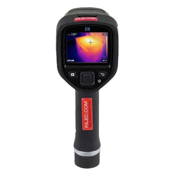 Flir E8 High Resolution Thermal Imaging Camera, IR Camera