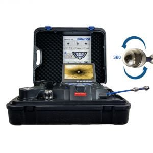 Wohler VIS 350 Visual Inspection Camera (30m)