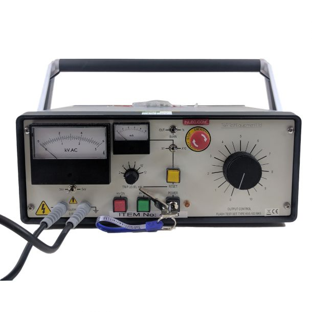 T and R Test Equipment KV5-100 MK2
