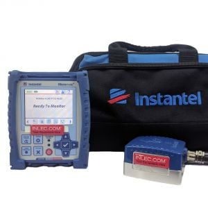Instantel Micromate Vibration and Overpressure Monitor