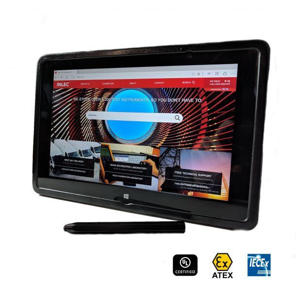 Aegex Technologies ATEX Zone 1 Tablet with ATEX Camera