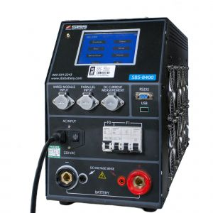 Storage Battery Systems LLC SBS 8400 Battery Capacity Tester with Monitoring