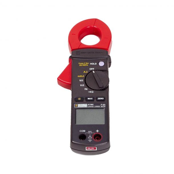 Chauvin Arnoux CA F65 Leakage Multimeter Clamp