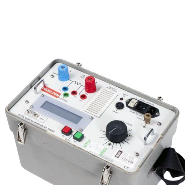 T and R Test Equipment DSM200 Digital High Current Micro-Ohmmeter