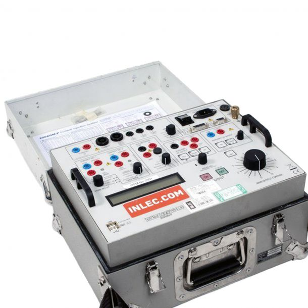 T and R Test Equipment 200ADM-P Current Injection Test Set