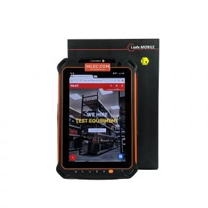 I.Safe Mobile Tablet IS910.1 ATEX Zones 1/21 With ATEX Camera