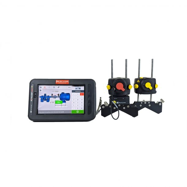 Rotalign Touch EX ATEX Intrinsically Safe Laser Alignment System